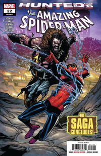 Amazing Spider-Man #22 - Hunted Pt. 6