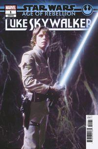 Luke Skywalker #1 - Star Wars: Age of Rebellion (Photo Variant)