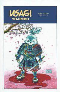 Usagi Yojimbo #1 - IDW Publishing