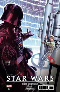 Star Wars #67 - Albuquerque Greatest Moments Variant - Marvel