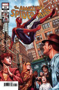 Amazing Spider-Man #24 - Brooks Variant