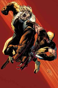 Wolverine: Exit Wounds #1 -