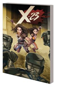 X-23 TPB Vol. 2 - X-Assassin