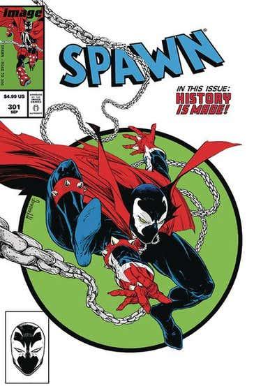 Spawn #301 -