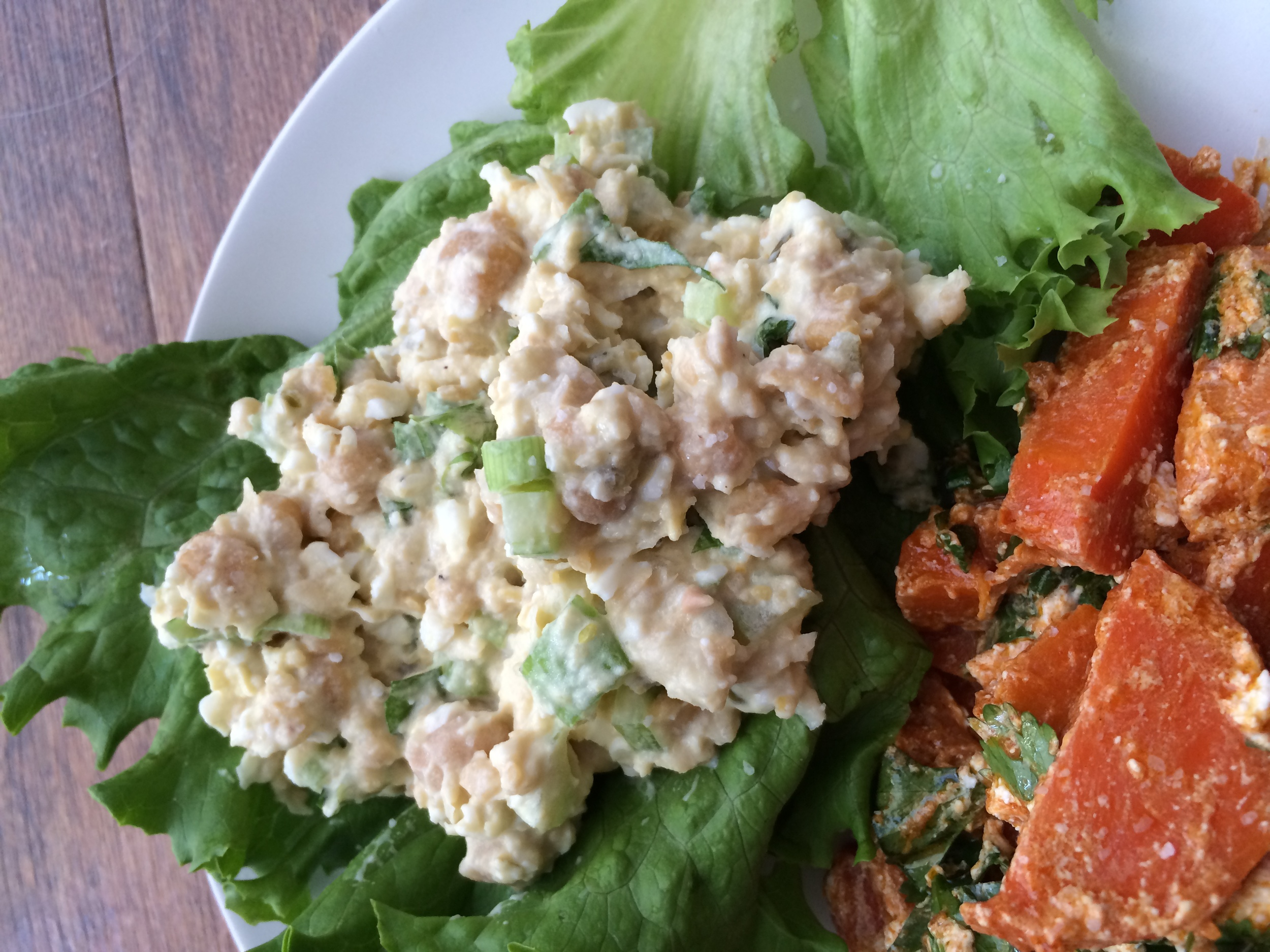 Mock Chicken Salad