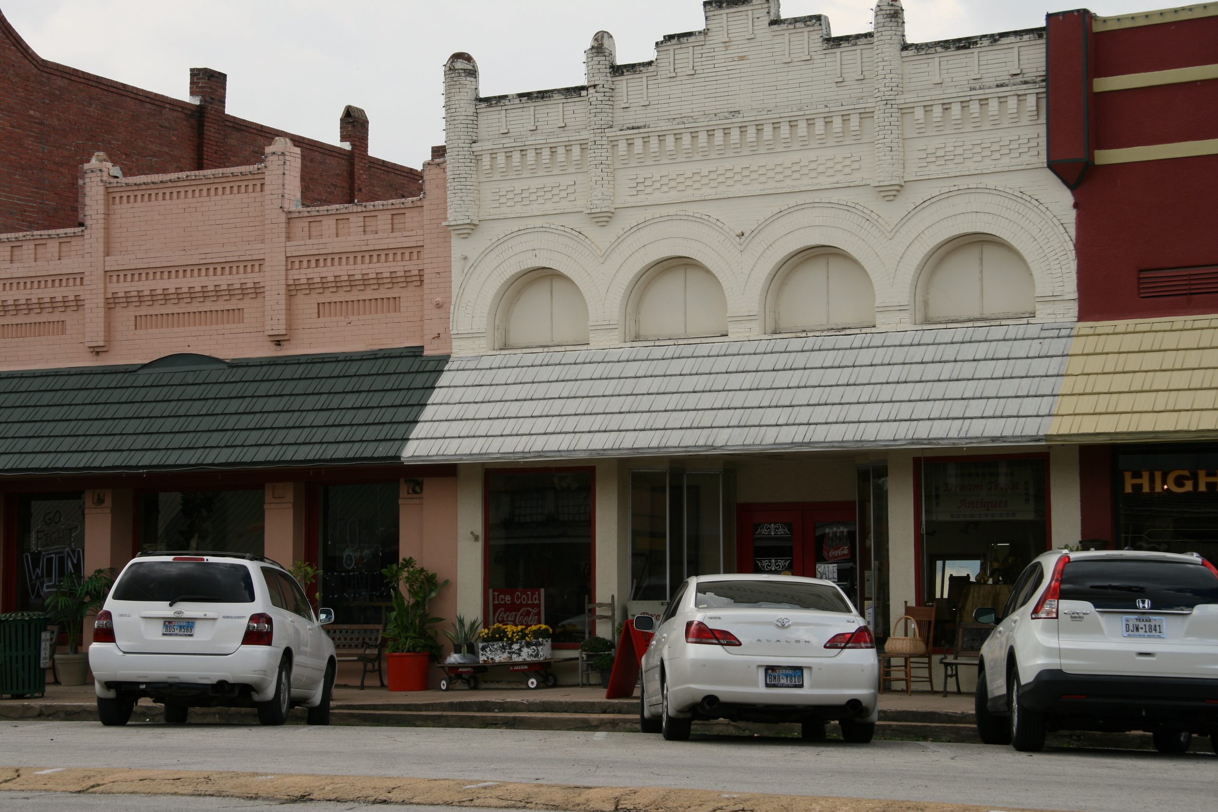 downtown Smithville