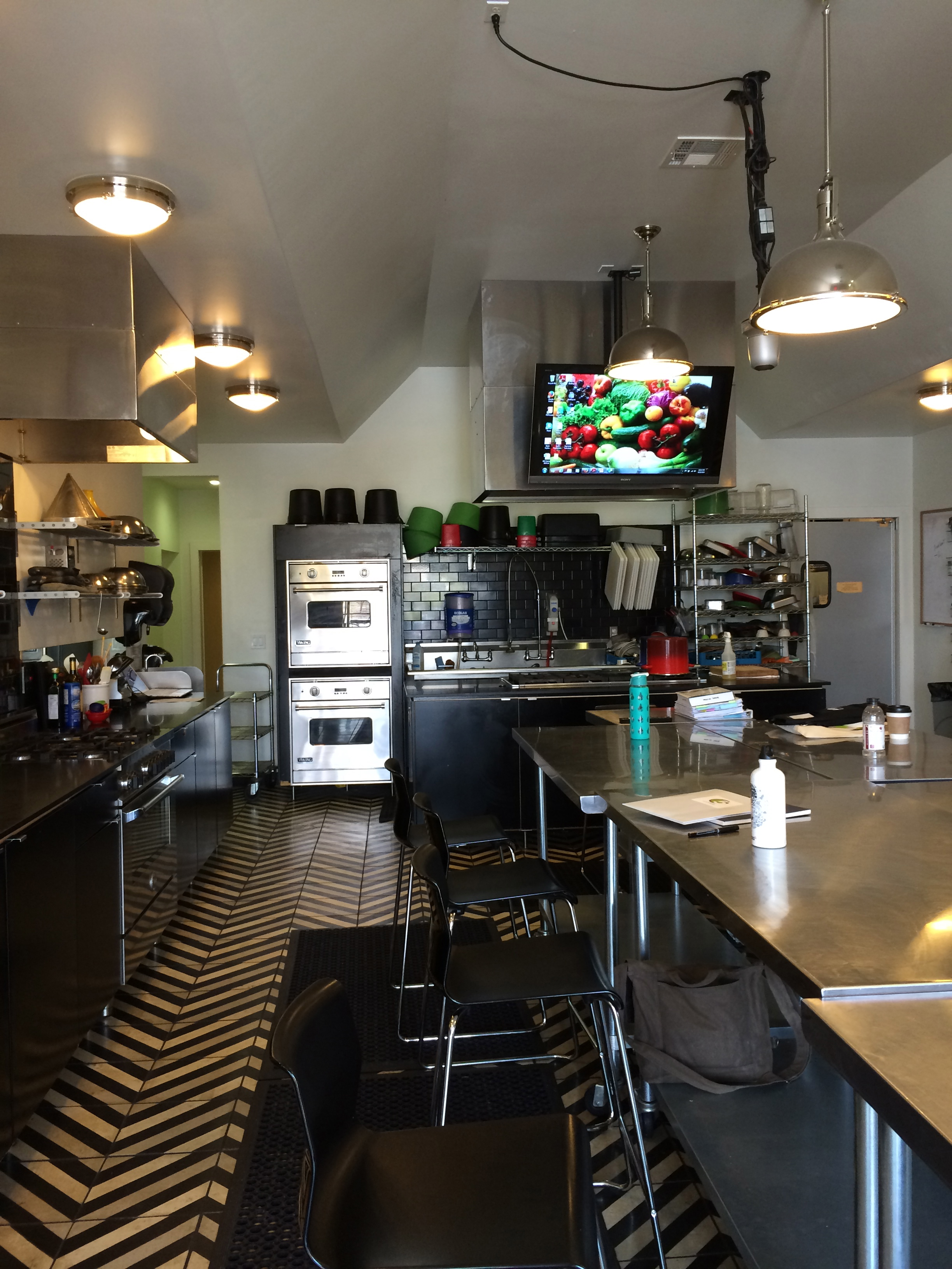 The Natural Epicurean Lab Kitchen