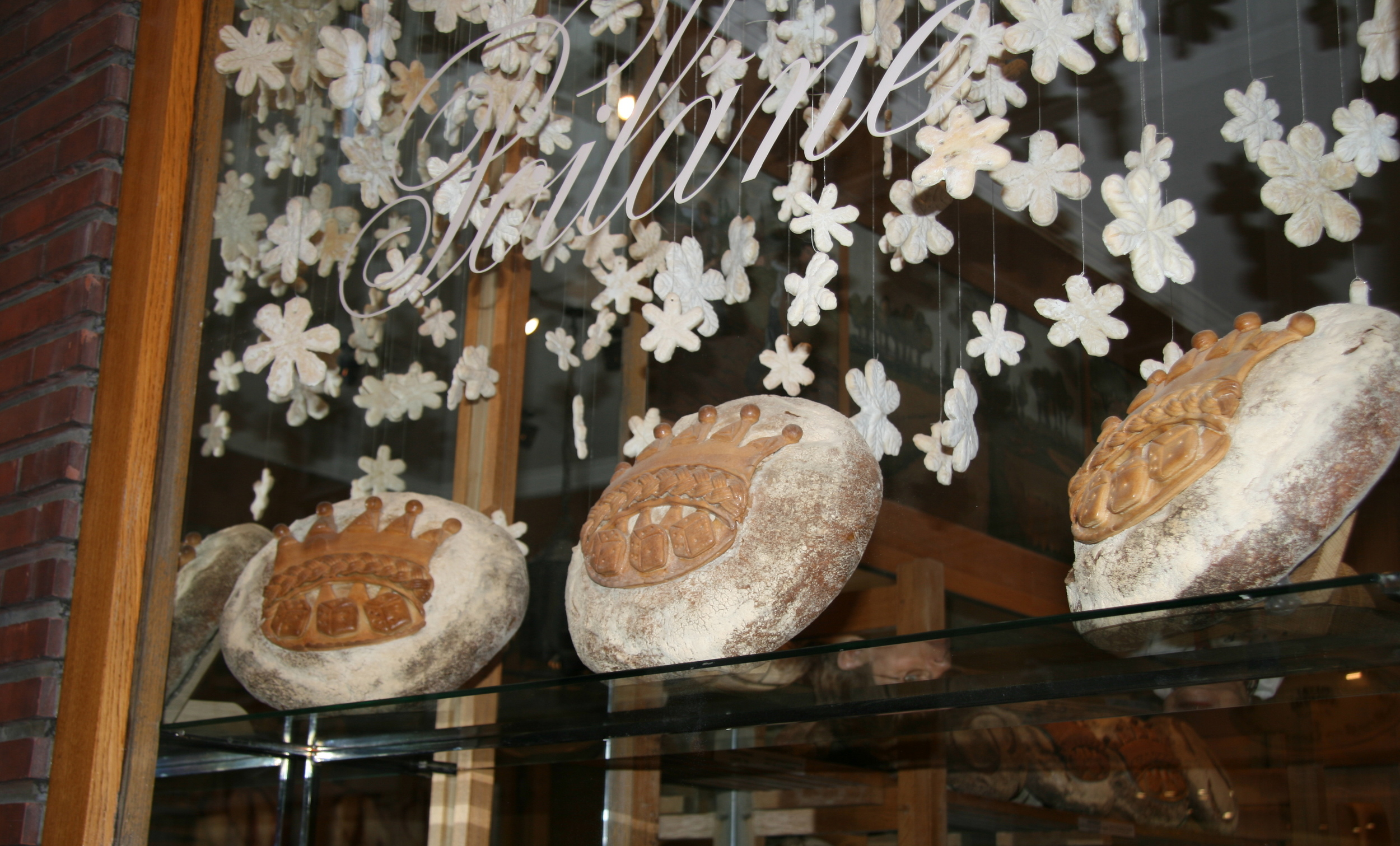 Winter in Paris….my favorite bread bakery