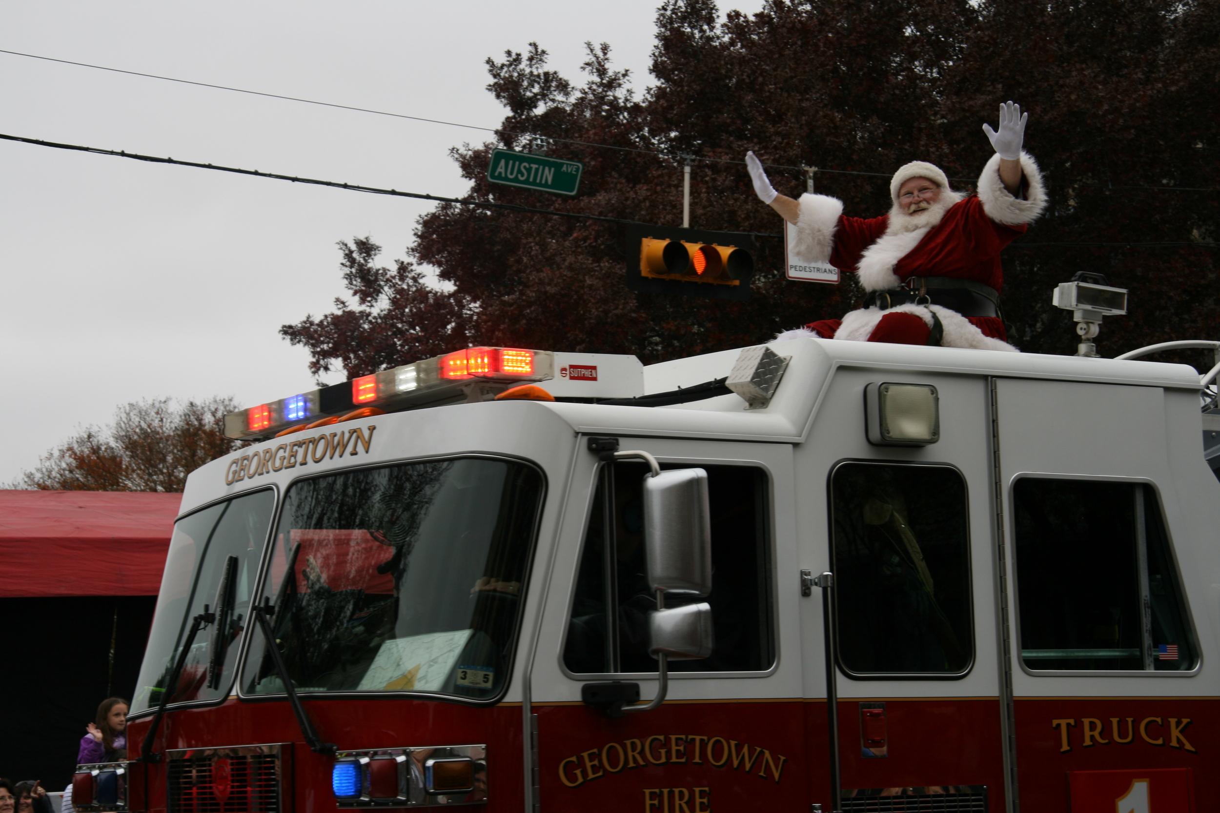 Georgetown, Texas Christmas Stroll