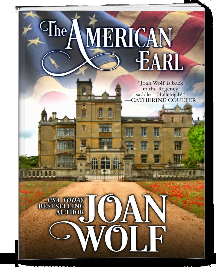 Joan Wolf - The American Earl - 3D