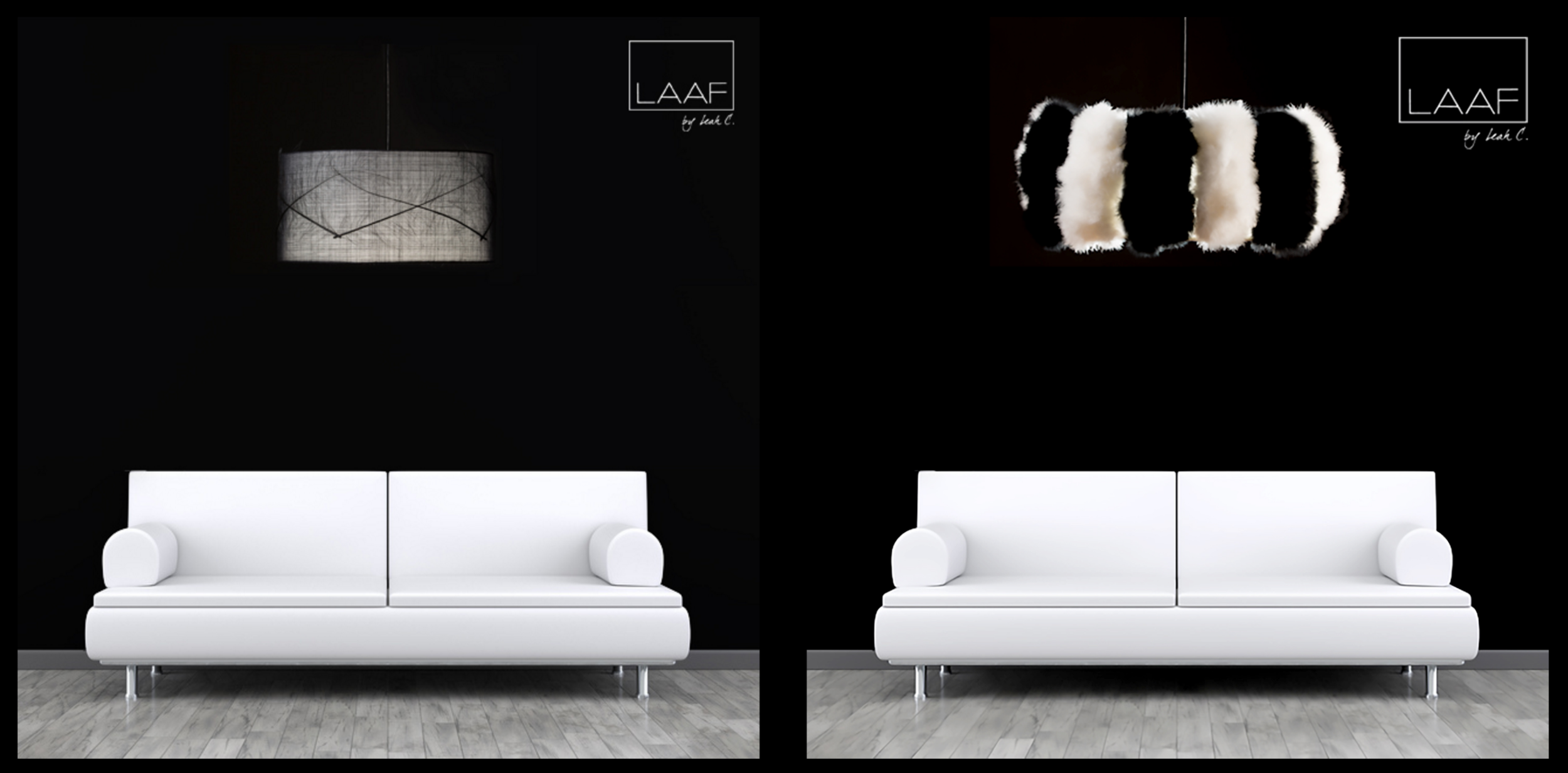 LAAF LS05 & LAAF LS14 : Purchase via our Lampshade shop tab!