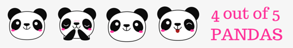 No pandas were harmed in the making of this review