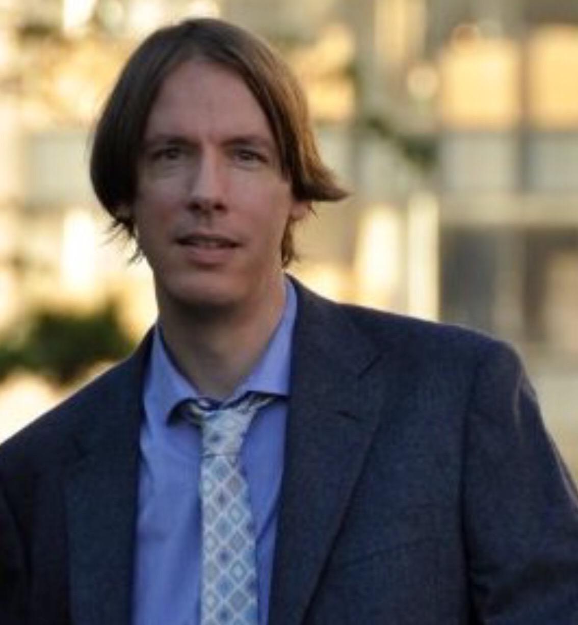 Brady Brelinkski - Chocolate expert, nurse, leader
