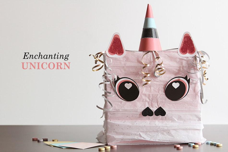 Enchanting Unicorn Box
