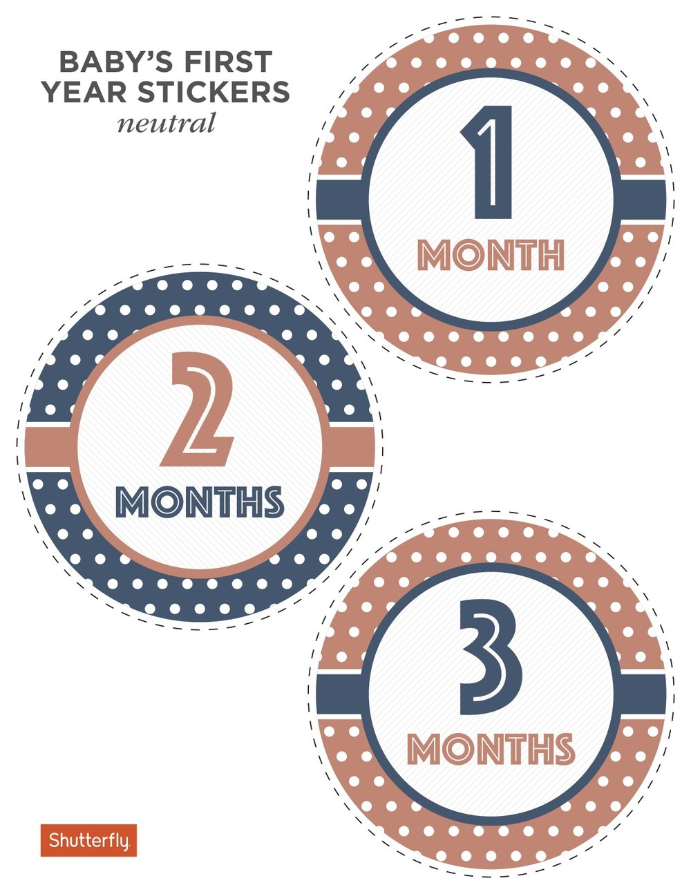 Super Cute And Free Printable Animal Themed Baby Monthly Milestone Signs For Baby Pictures Phil And Mama