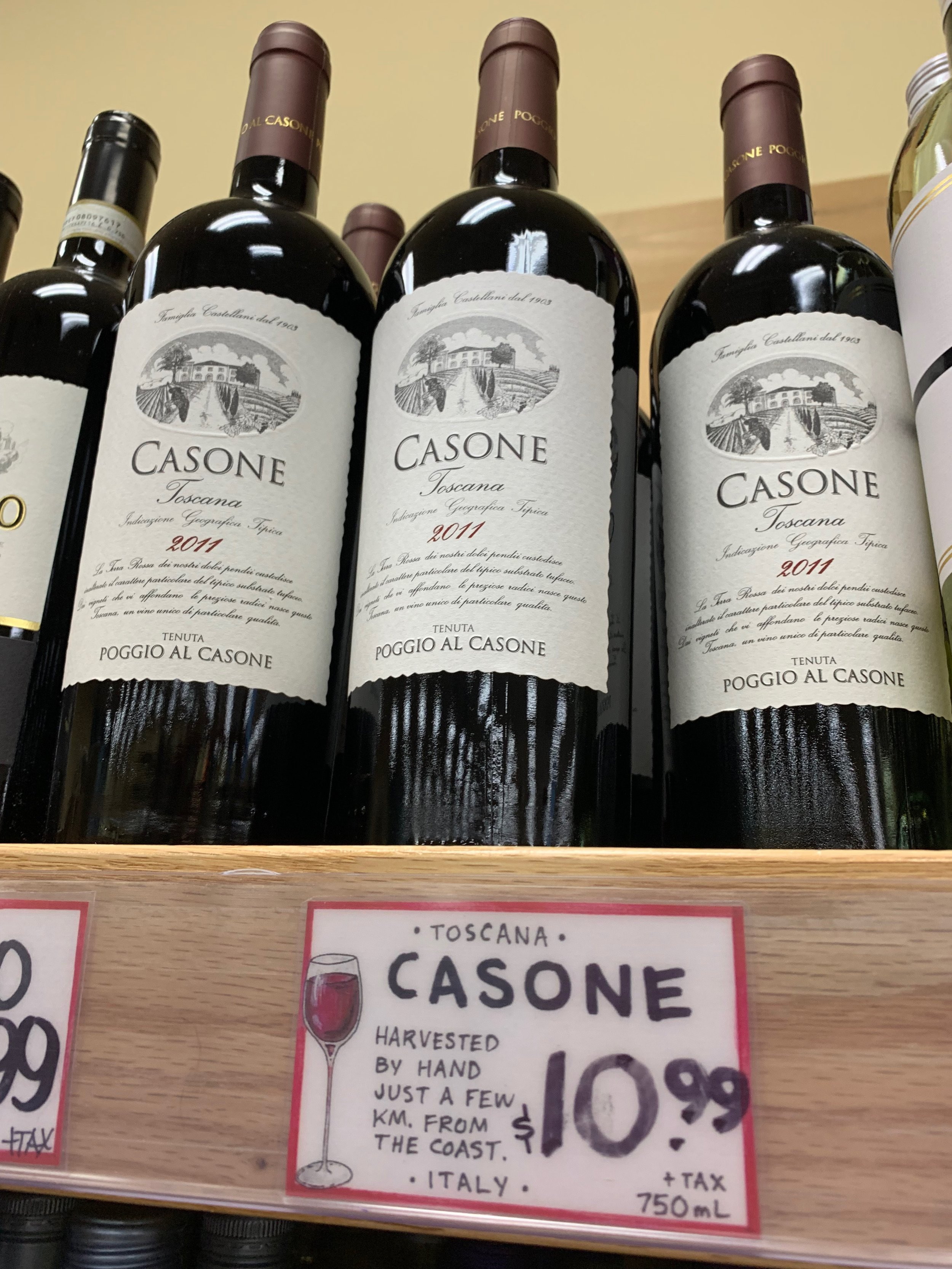Our favorite budget red wine from Trader Joe's!