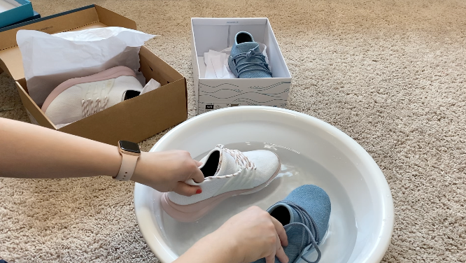 100% vegan and waterproof shoes