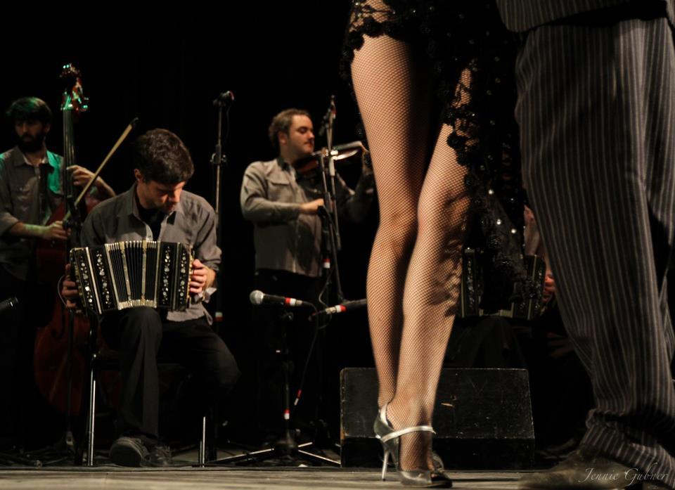 Parque Patricios Tango Festival