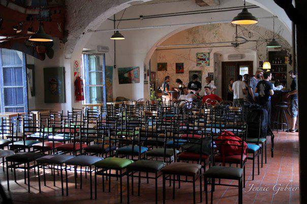 Malevaje Art Club - La Boca