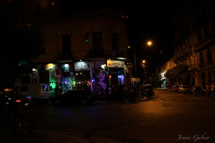 Sanata Bar - Almagro