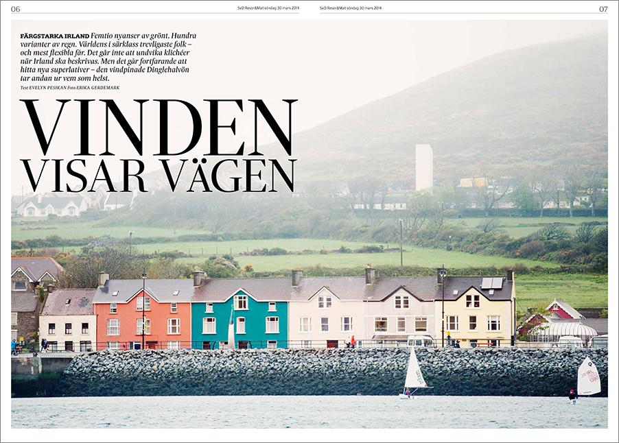 Irland - Svenska Dagbladet