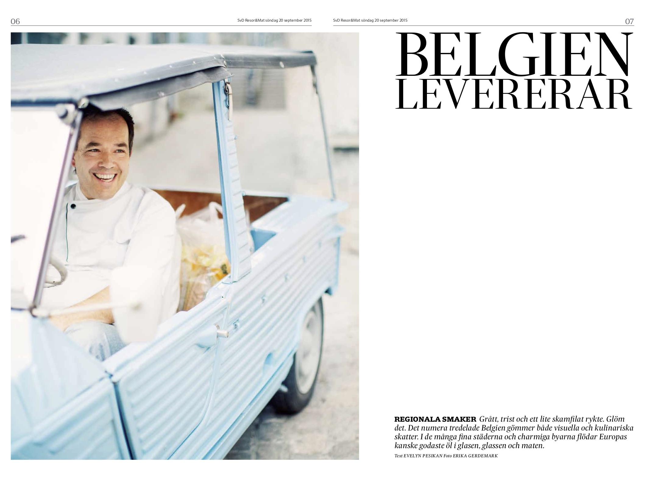 Belgien - Svenska Dagbladet