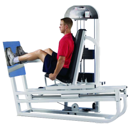 P-196 Seated Leg Press