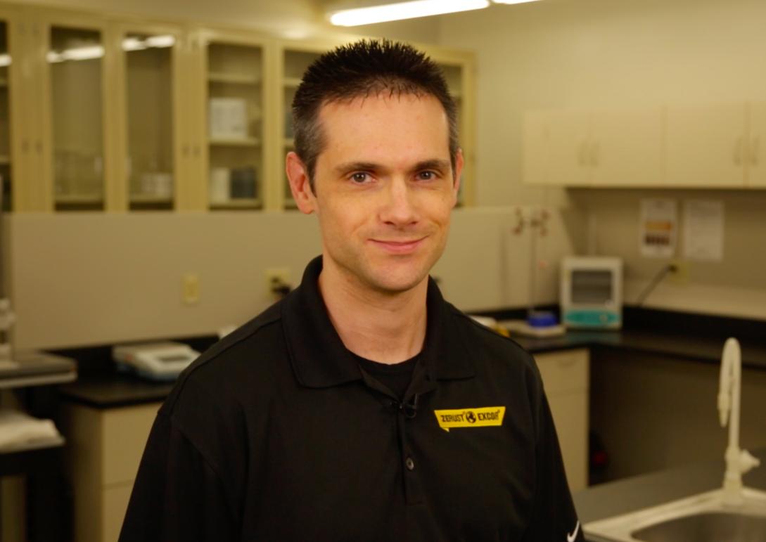 Dr. Kevin Landmark - Comprehensive Corrosion Control, Zerust Excor