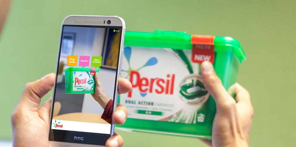 Augmented Reality for Packaging Course