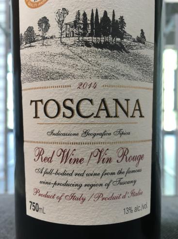 Make Mine Italian Wine — The Packaging School