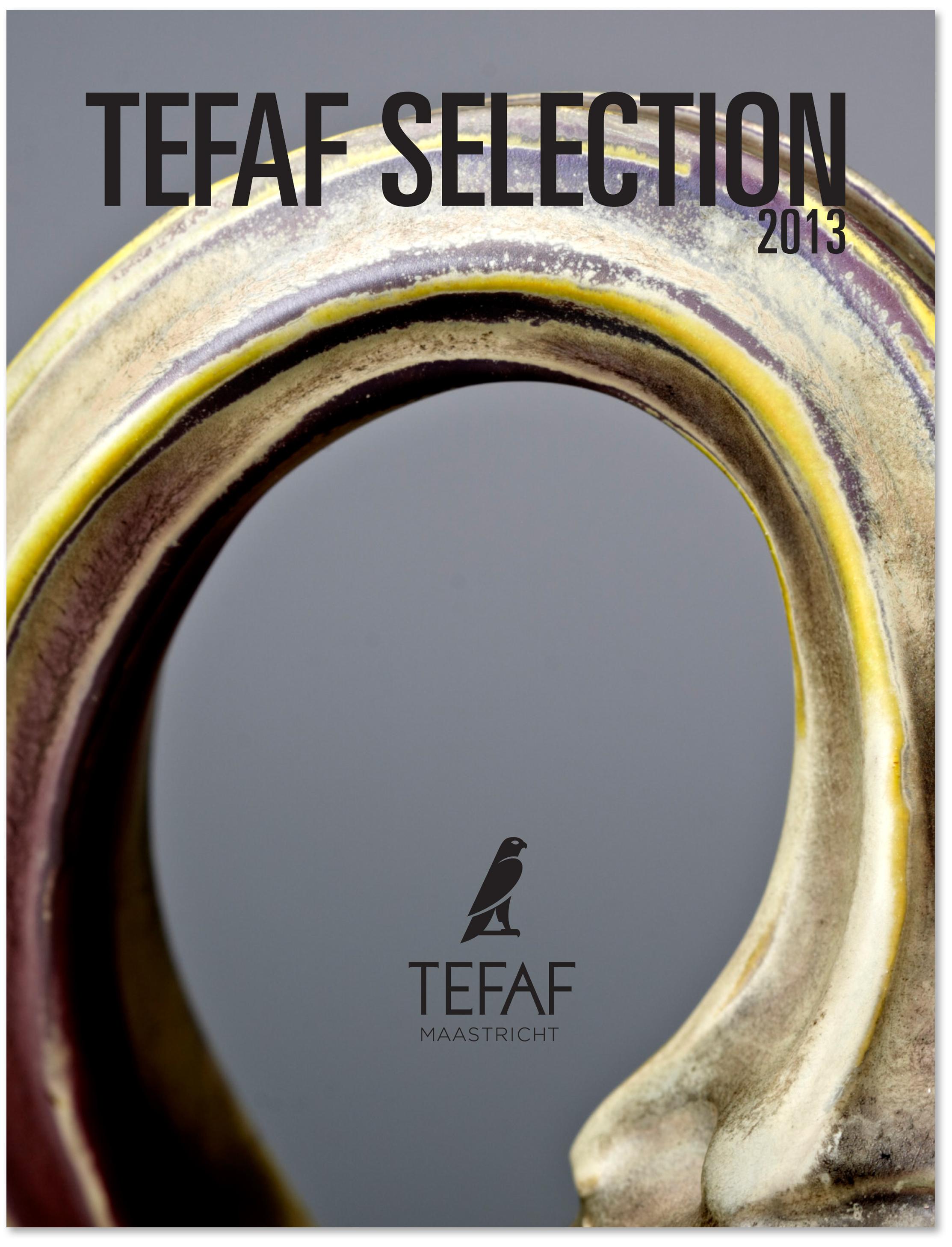 TEFAF Selection Catalog design
