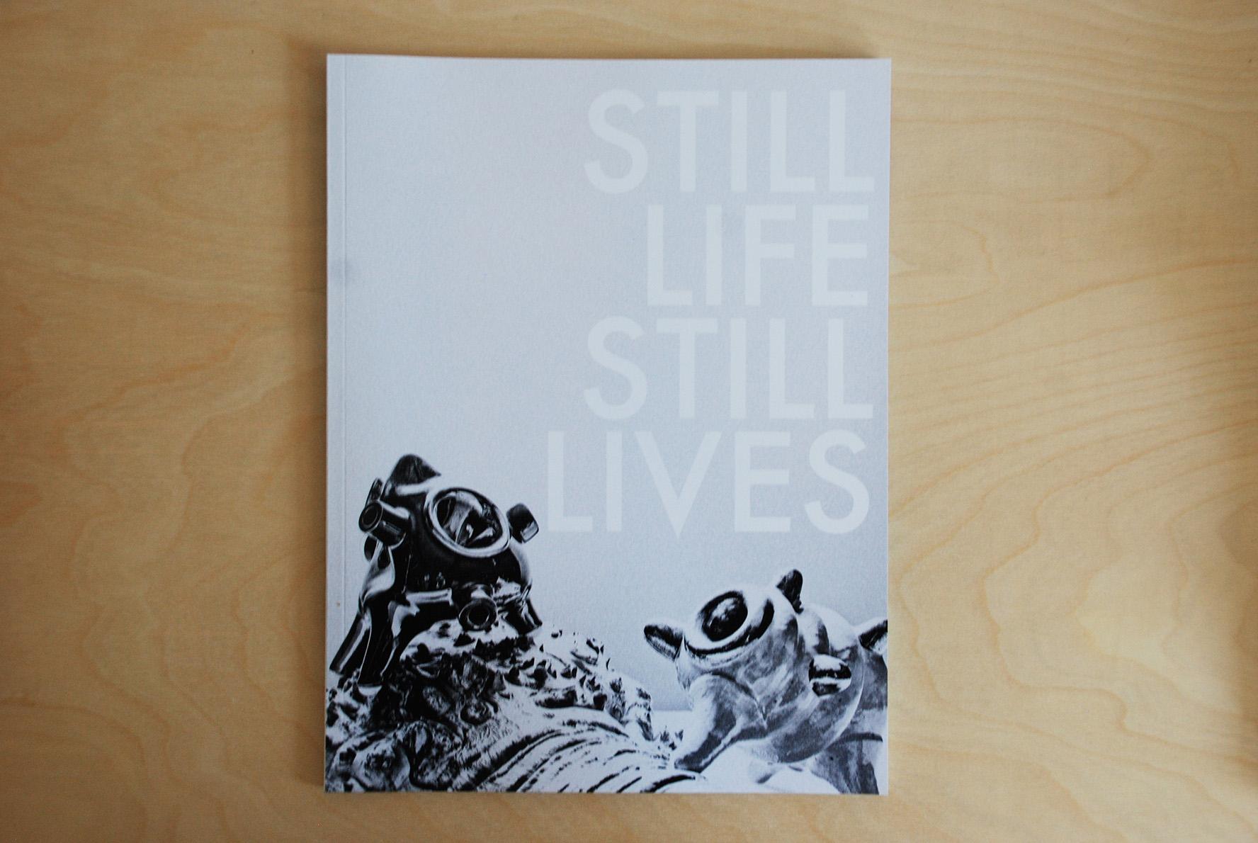Michael Geertsen: Still Life, Still Lives Catalog design
