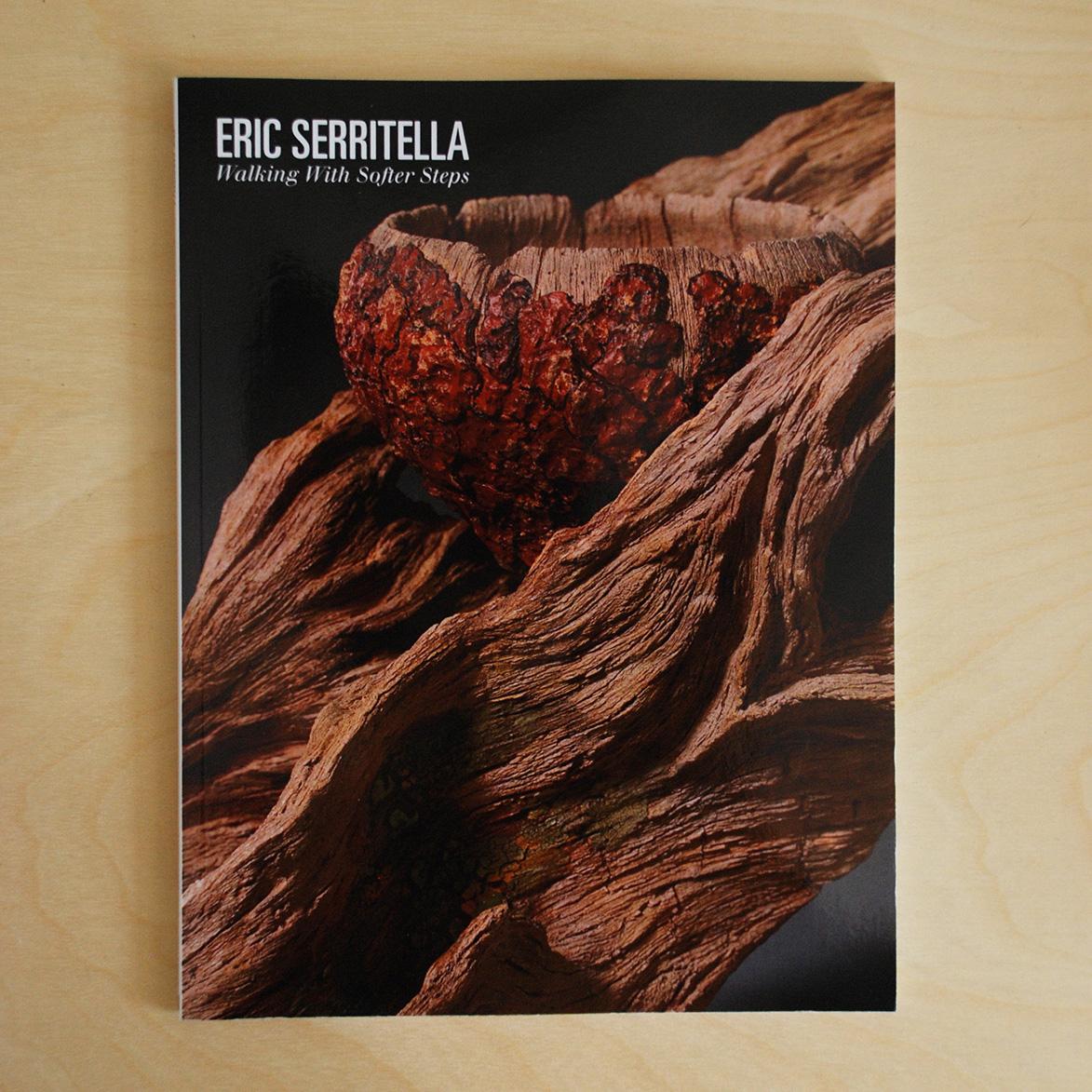 Eric Serritella: Walking With Softer Steps Catalog design