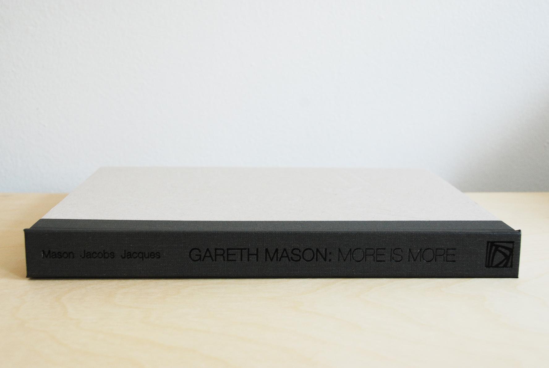 Gareth Mason: More is More Catalog design
