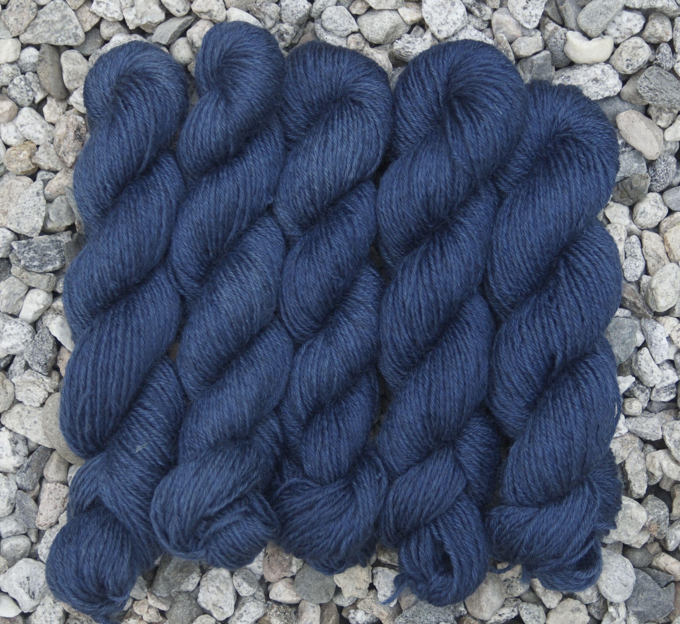 5 - Ply Coopworth Gansey Yarn in Frederick Sound