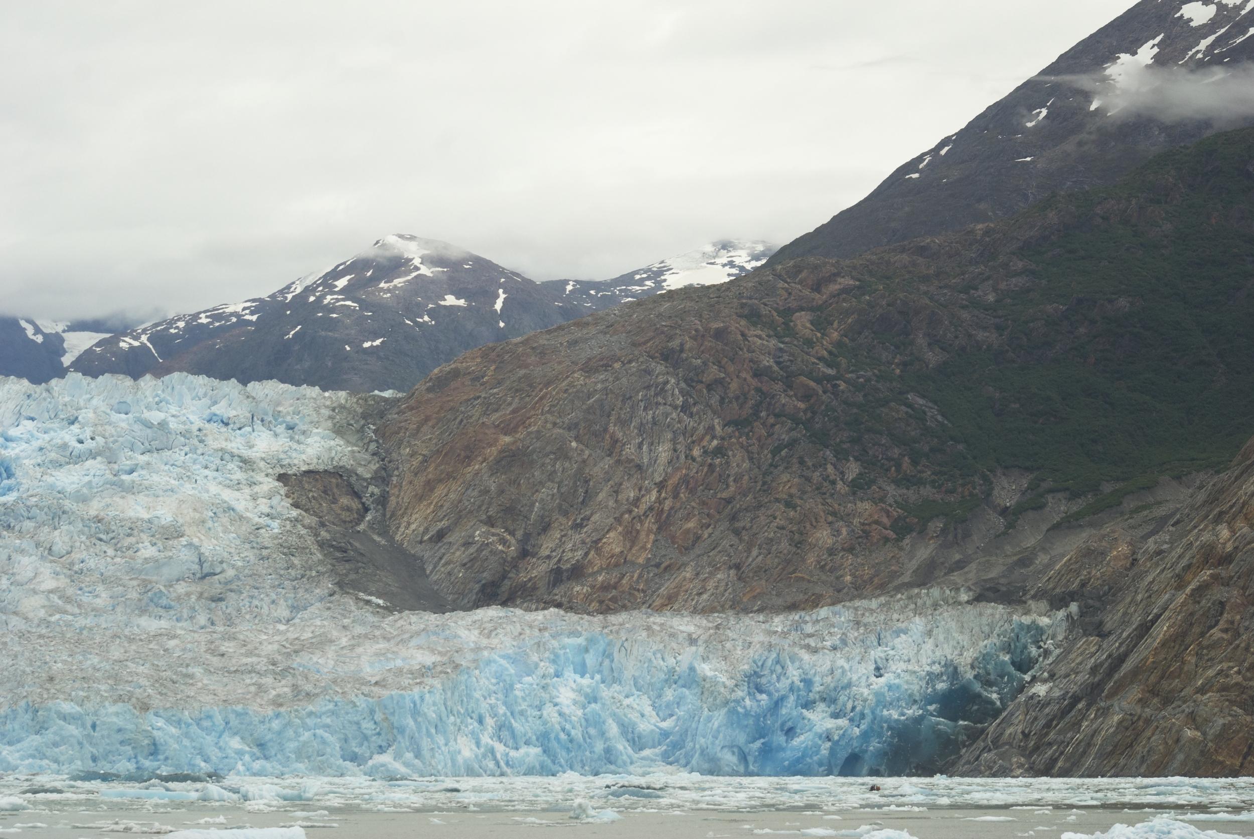 Dawes Glacier, Endicott Arm Alaska