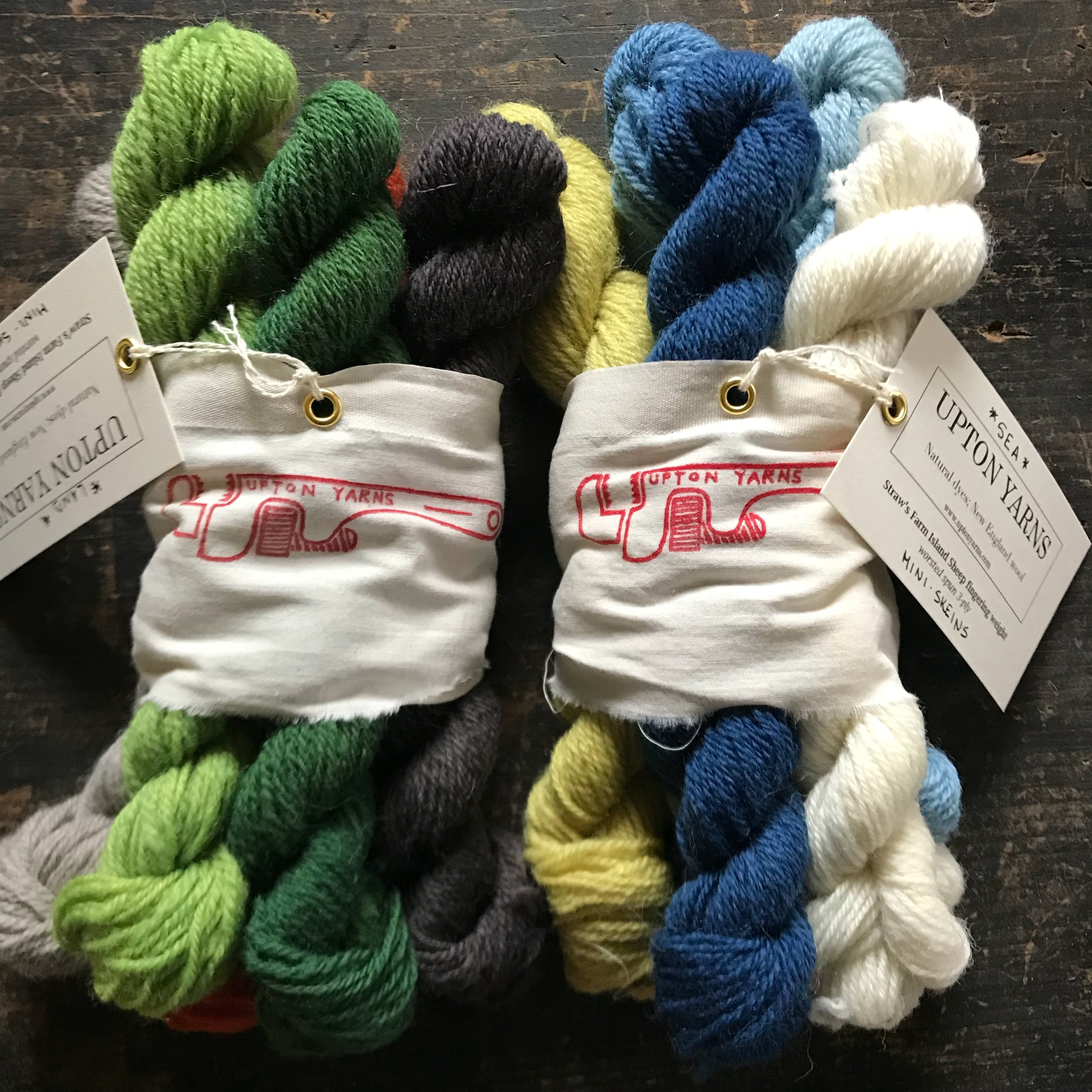 Mini Skein Bundles - ….