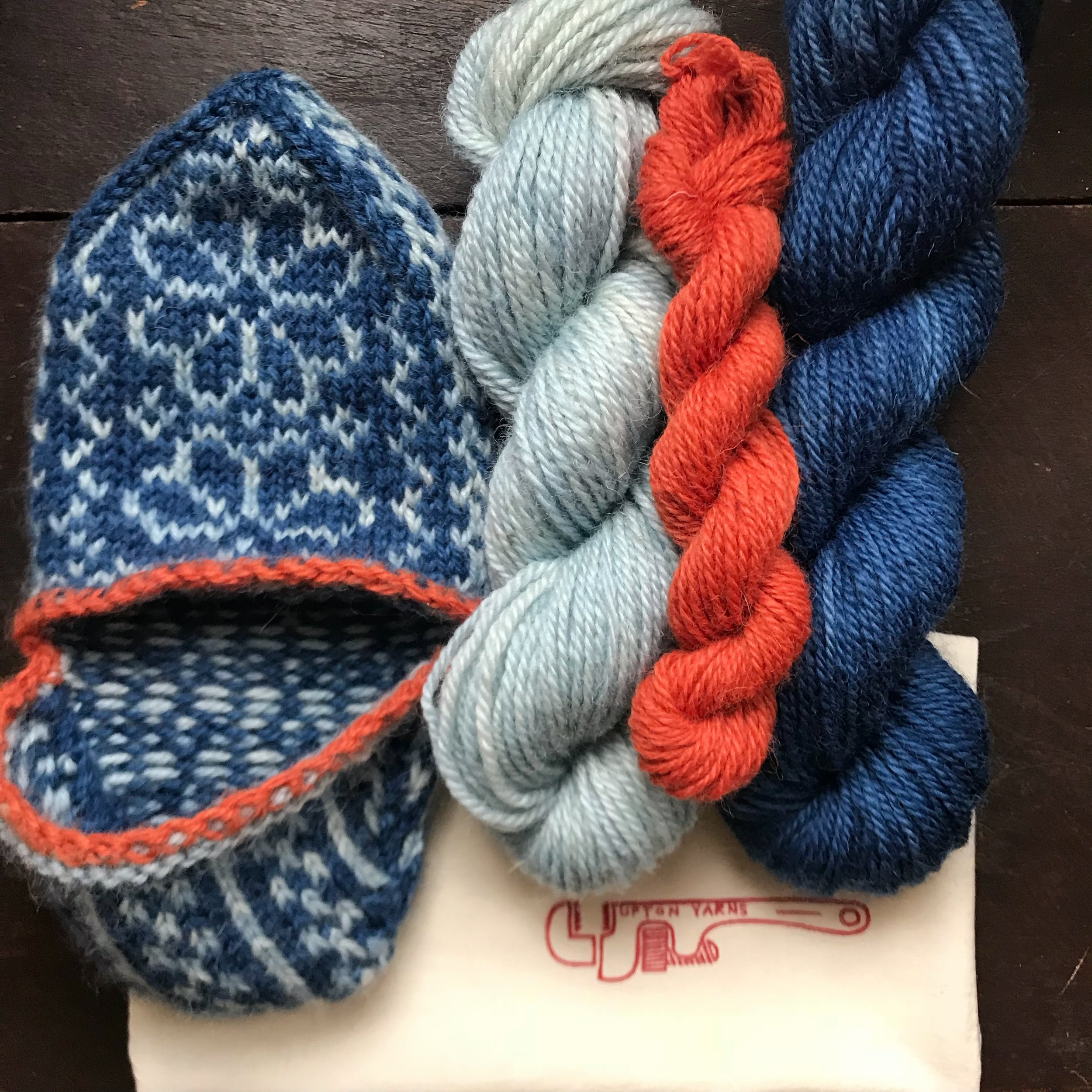 Yarn Kits - ….