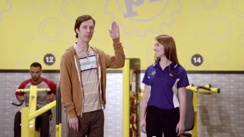 "PLANET FITNESS - ""SELFIE HIGH FIVE"""