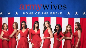 "ARMY WIVES - LIFETIME Randy as ""Pvt. Clarke Zimmerman"""