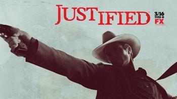 """JUSTIFIED - FX Randy as """"Pete"""""""