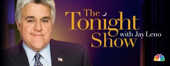 3 appearances on The Tonight Show with Jay Leno. *thanks to Jay and his team for their support. We will miss you.