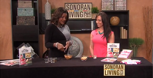 Wendi invited to Sonoran Living Live