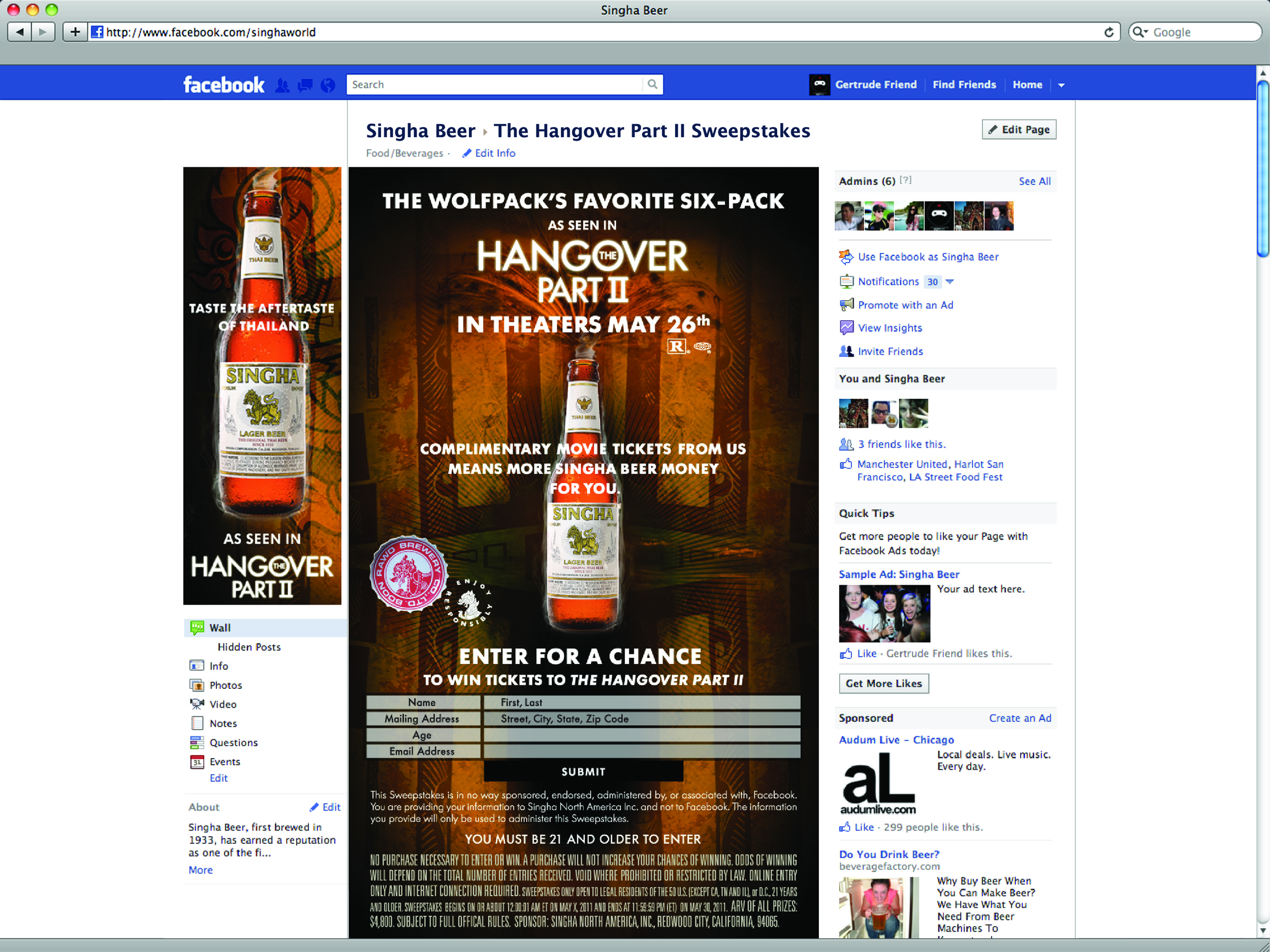 Singha Beer03_The Hangover Part II_Facebook Sweepstakes.jpg