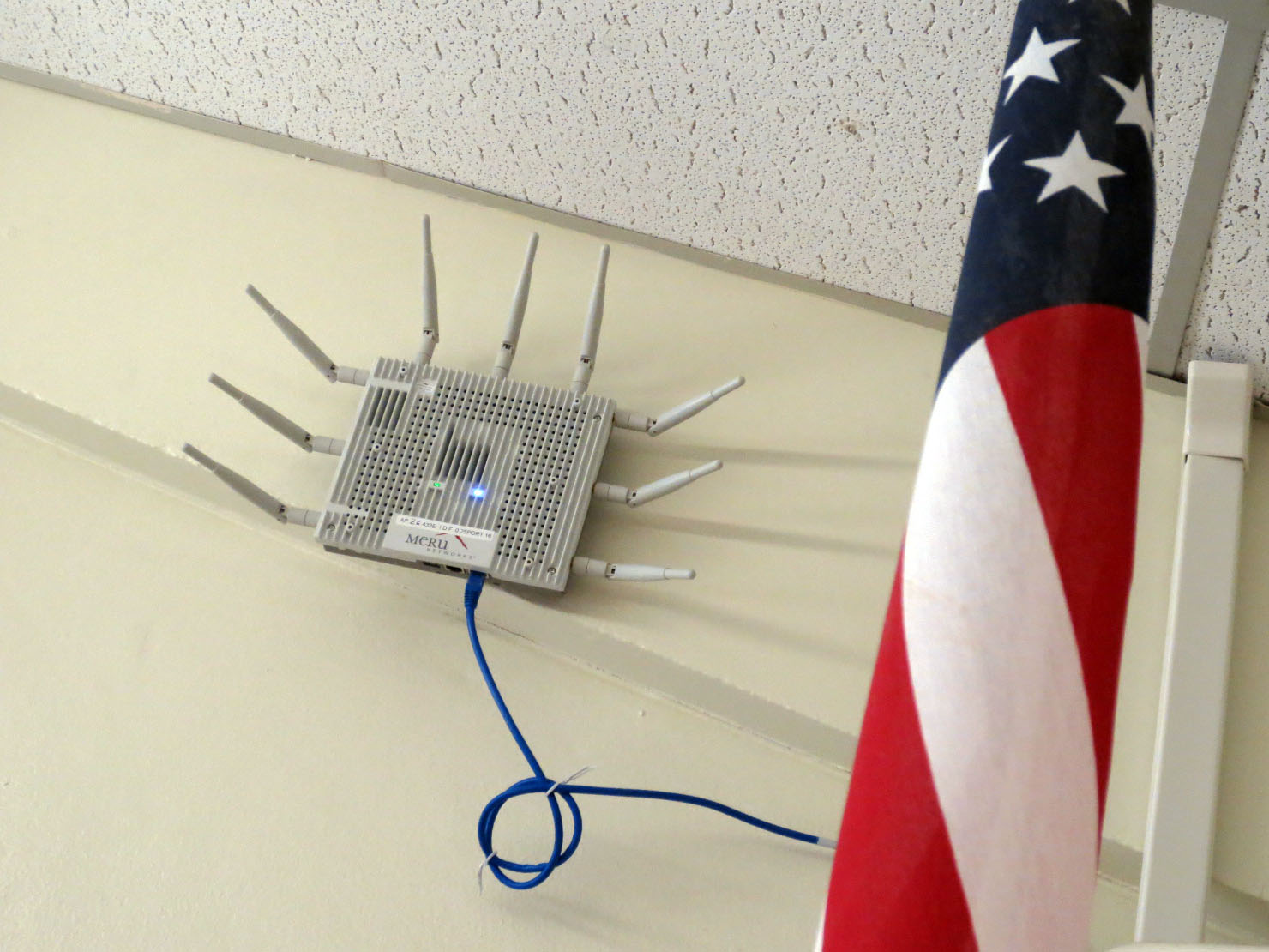 ...with liberty and wireless for all!