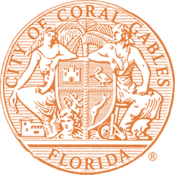 The seal of the City of Coral Gables