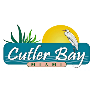 The seal for the Town of Cutler Bay