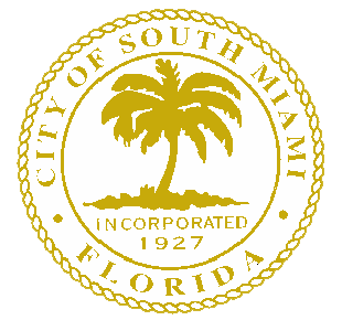 The seal of the City of South Miami