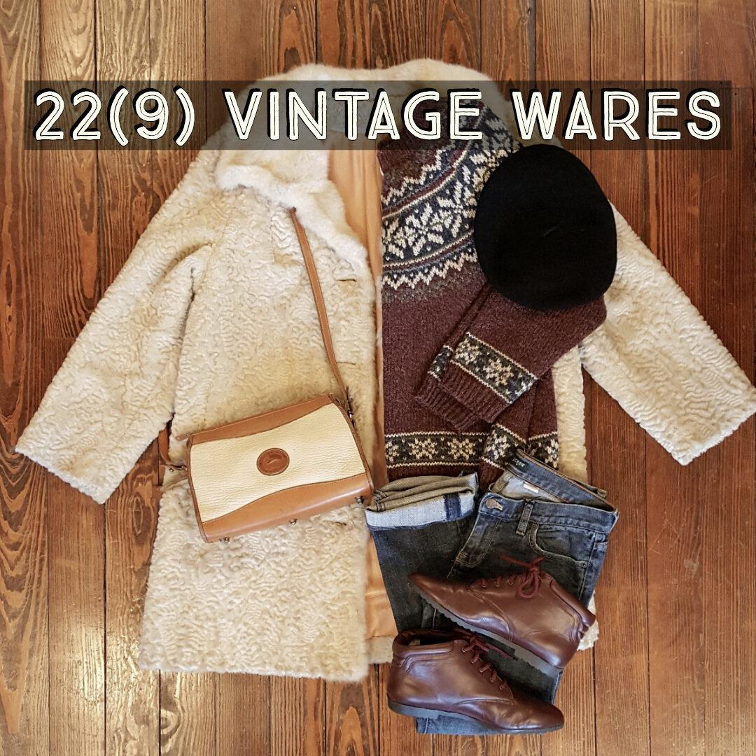 22(9) Vintagewares