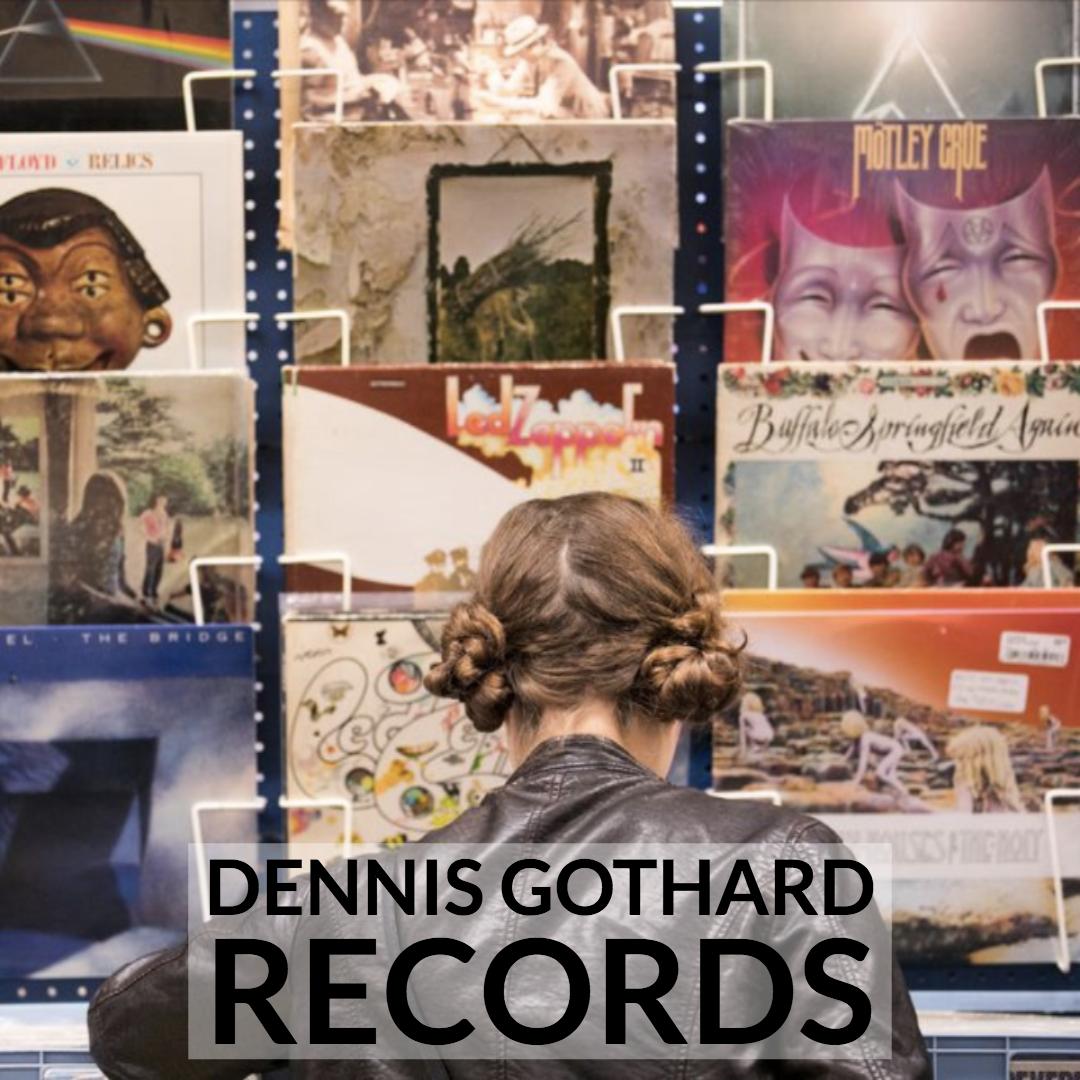 Dennis Gothard Records